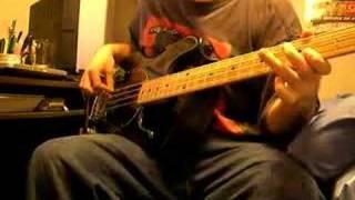 Cantina Band (Star Wars) on bass