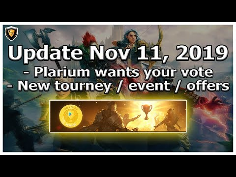 RAID Shadow Legends | Update Nov 11, 2019 | Vote for Plarium? My thoughts on current events