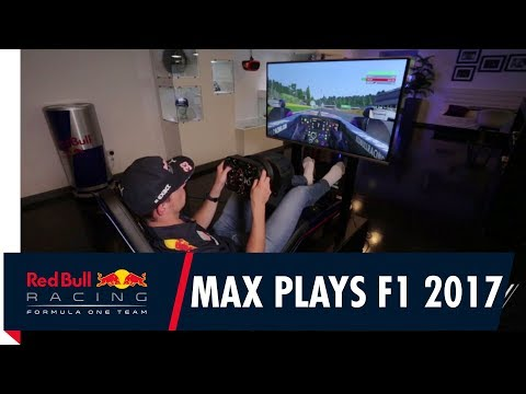 Max Verstappen drives a lap of Spa in F1 2017