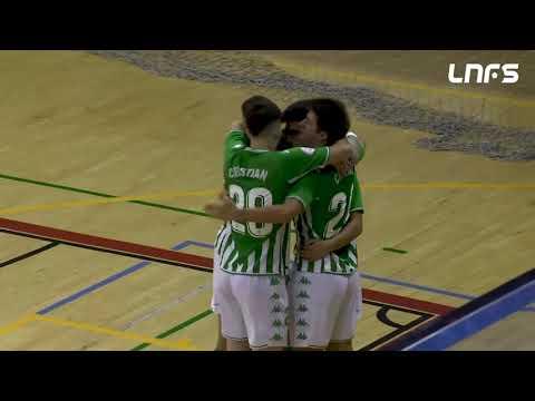 Real Betis Futsal B 4-4 O Parrulo Ferrol Jornada 5 Segunda División Temp 21/22