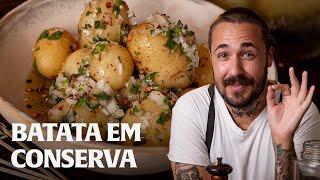 O CLÁSSICO DOS ANOS 90 | BATATA EM CONSERVA!