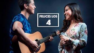 FELICES LOS 4 - MALUMA / Chucho Rivas ft Natalia Aguilar  (Cover)