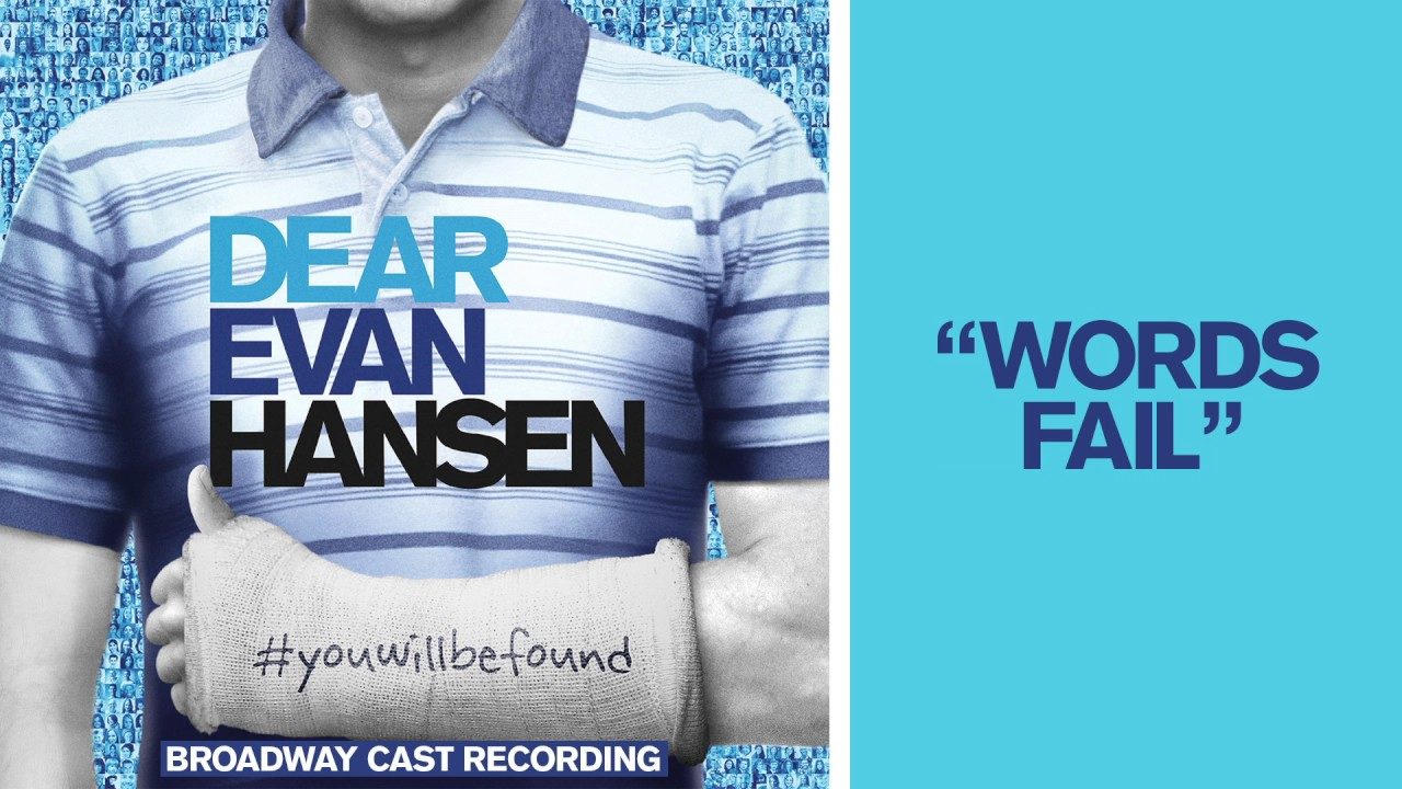 Dear Evan Hansen Broadway Musical Tickets Under 100 Box Office Cleveland