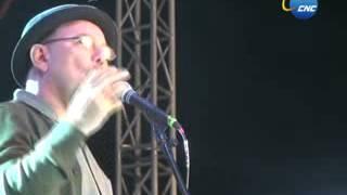 Rubén Blades en el festival de jazz