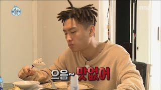 [I Live Alone] 나 혼자 산다 - C Jamm, will recover his muscular body! 20160930