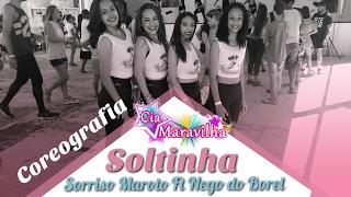 Soltinha - Sorriso Maroto part Nego do Borel | Cia. Maravilha - Fábrica de cultura do Itaim Paulista