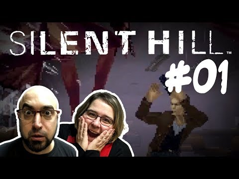 Silent Hill Gameplay (Español) (PSX) - Parte 1