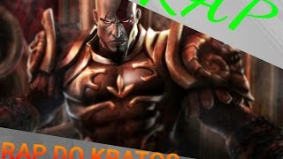 Rap do kratos - God of war (BielzinRAP)