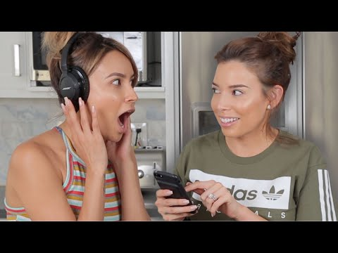 WHISPER CHALLENGE with LUSTRELUX | DESI PERKINS