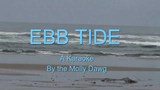 Ebb Tide - a Karaoke