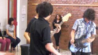 TheBoicott ft. Yuri 11-06.2011 - Psycho Killer - Velvet Revolver - band cover