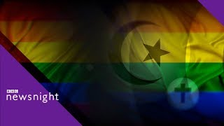 Sex education: The clash of LGBT and religious rights – BBC Newsnight