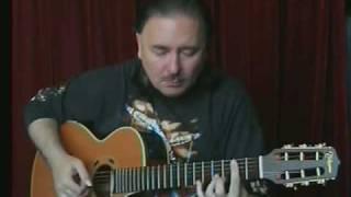 Johann Sebastian Bach - Bourree - Igor Presnyakov - fingerstyle guitar cover