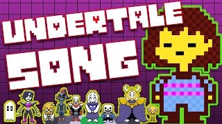 "UNDERTALE SONG ""Mercy Or Genocide"" by TryHardNinja"