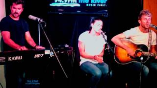 Scars on 45 - Satellite Town (KRVB Live Acoustic)