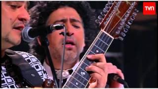 """Manuel García y Ángel Parra en Puro Chile TVN - """"Medusa"""""""