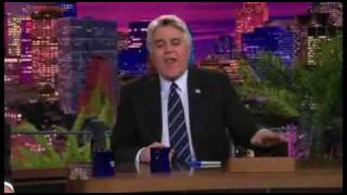 Jay Leno - Tonight Show Bloopers from the past 17 years