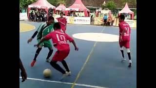 Tim Futsal SMP Dr Soetomo Surabaya