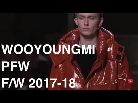 WOOYOUNGMI | MEN FALL WINTER 2017-2018 | FASHION SHOW
