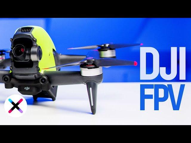 WYCZYNOWY DRON DJI 🤭 | Pierwsze wrażenia z DJI FPV - ekstremalny dron dla mas?
