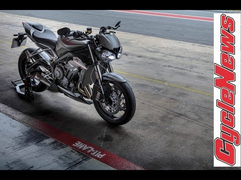 2017 Triumph Street Triple 765 RS First Test - Cycle News