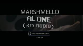 Marshmallow Alone 3D Audio (Headphones Only!!!)
