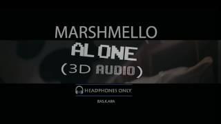 Marshmallow Alone 3D Audio (Headphones Only!!!)