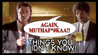 7 More Things You (Probably) Didn't Know About Pulp Fiction!