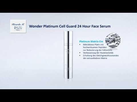 MSC Basic Wonder Platinum Cell Guard 24 Hour Face Serum von Ricarda M.