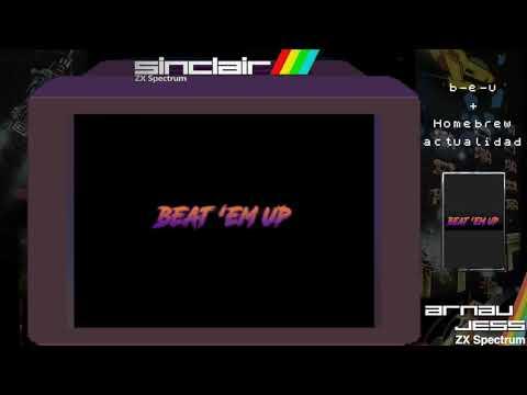 B-E-U + Homebrew de actualidad para Spectrum Vol 3