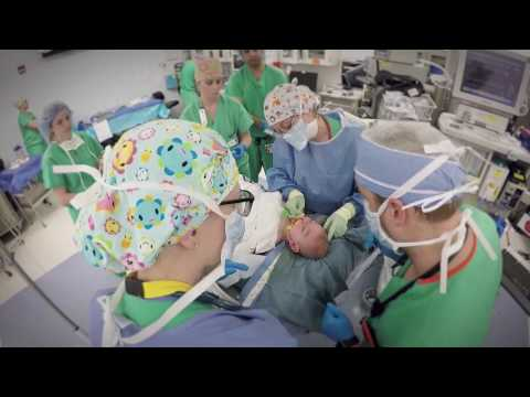 Full Cleft Lip Repair: Inside the Operating Room