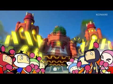 Super Bomberman R Launch Trailer