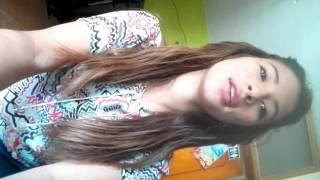 Cover- lloró por ti de sin bandera (Juliana Lopèz)