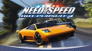 GTA V Need For Speed Hot Pursuit 2 Intro PS4