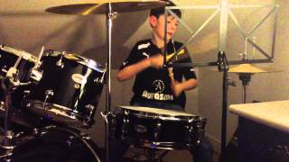 James Arthur - Impossible drum cover