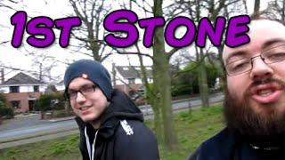 John's 1st Stone - #TeamPigeLoss - PigeLoss Vlog