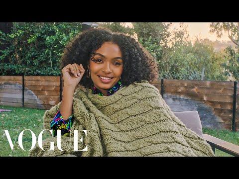 73 Questions With Yara Shahidi | Vogue