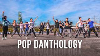 Pop Danthology  | Choreography Outdoor | Dance Class