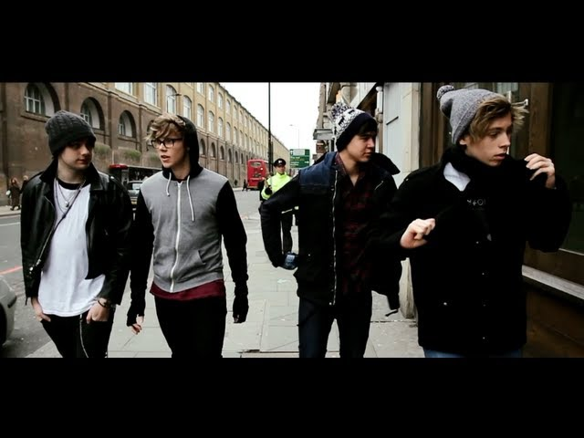 Video oficial de Heartbreak Girl de 5 seconds of summer