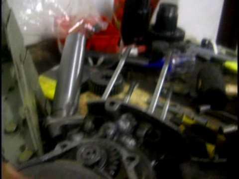 Come cambiare la frizione di un trattore guide motori for Motozappa youtube