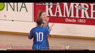 Futsal Feminino: SL Benfica 4-2 ARR Avintenses