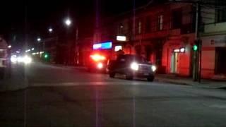 Patrulla de Carabineros con sirena PA300 Series | Punta Arenas 04-07-2017 | Cristian Galaz