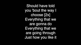 Strange Boy by Kerli lyrics video