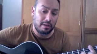 Vadik Barron  - Por los caminos de la noche (Matilde Casazola cover)