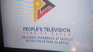 PTV 4 People's Television MTRCB-PG Rating