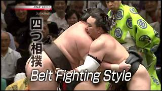 Sumopedia: Belt Fighting Style