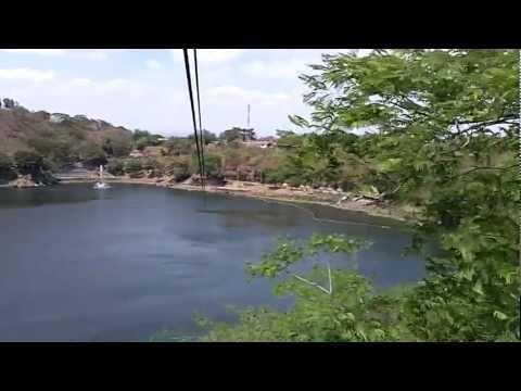 Zip Lining In Nicaragua