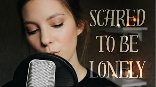 Scared To Be Lonely - Martin Garrix   Romy Wave piano cover
