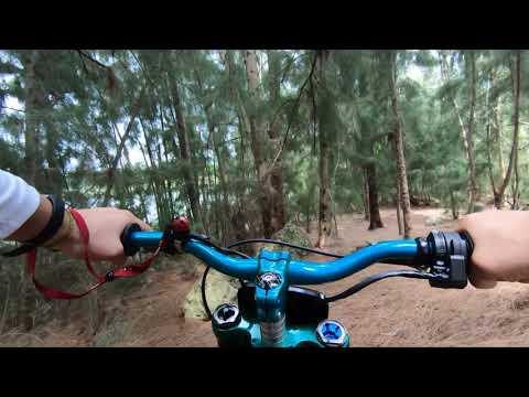 8KW Kuberg Freerider at Markham Park- GoPro Hero 7