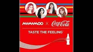 MAMAMOO (마마무) – Taste The Feeling [Full Audio]